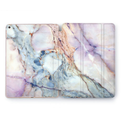 Lex Altern Colorful Marble Case for your Apple tablet.