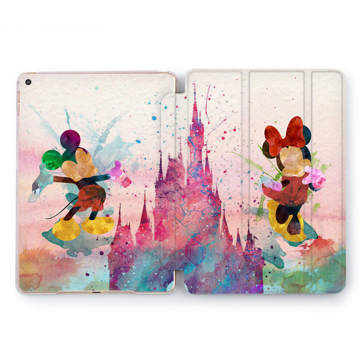 Lex Altern Mickey and Minnie iPad Case for your Apple tablet.
