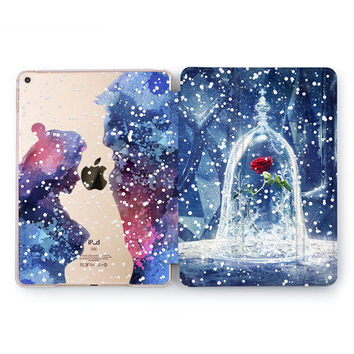 Lex Altern Belle and Beast Case for your Apple tablet.