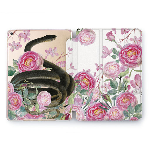 Lex Altern Peony Snake Case for your Apple tablet.