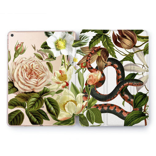Lex Altern Beige Snake Case for your Apple tablet.
