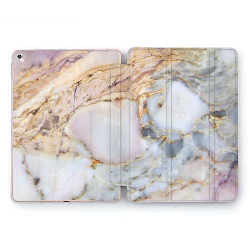 Lex Altern Marble Pattern Case for your Apple tablet.