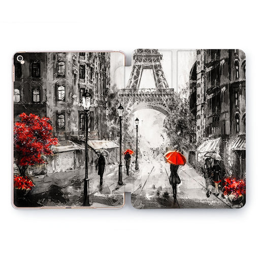 Lex Altern Beautiful Paris Case for your Apple tablet.