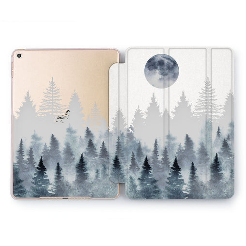 Lex Altern Flower Birds iPad Case for your Apple tablet.