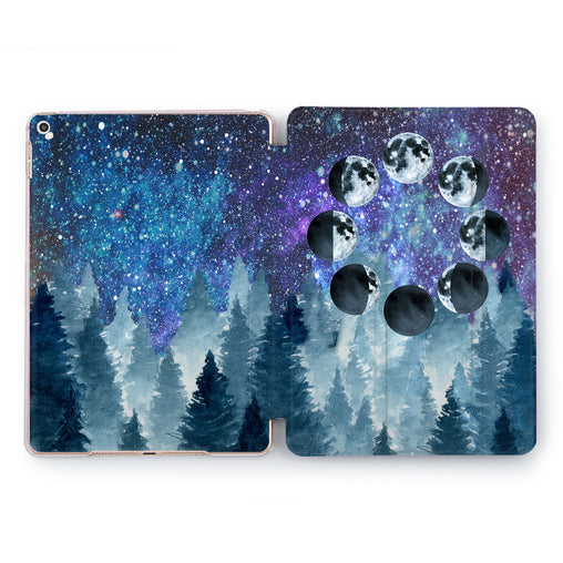 Lex Altern Forest Deer iPad Case for your Apple tablet.