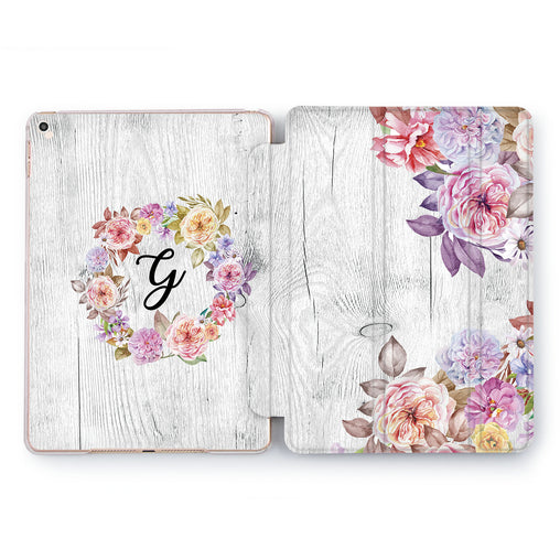 Lex Altern Flower Crown Case for your Apple tablet.