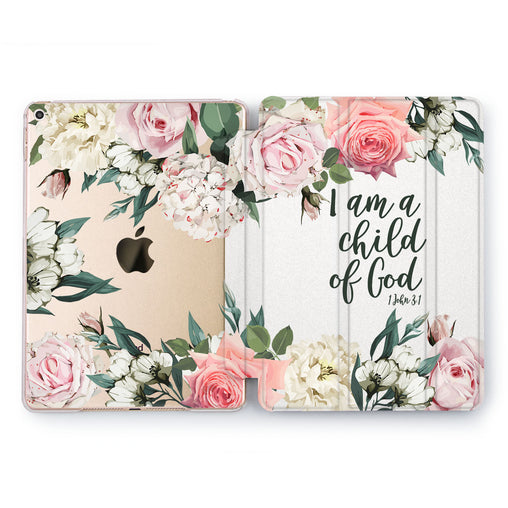 Lex Altern Child Of God Case for your Apple tablet.