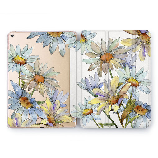Lex Altern Chamomile Pattern Case for your Apple tablet.