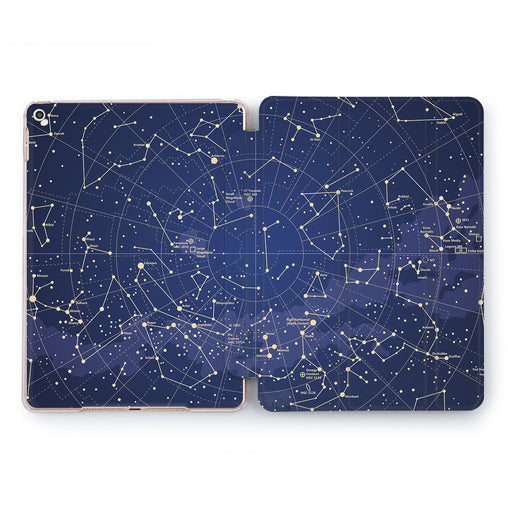 Lex Altern Night Sky Case for your Apple tablet.