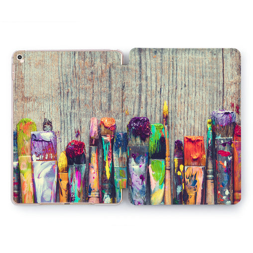 Lex Altern Brush & Colors Case for your Apple tablet.