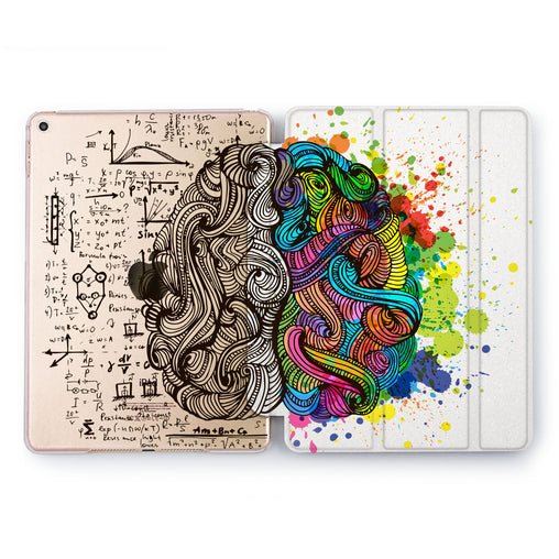 Lex Altern Brain of Art Case for your Apple tablet.