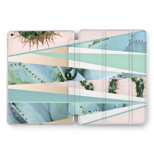 Lex Altern Cactus Art Case for your Apple tablet.