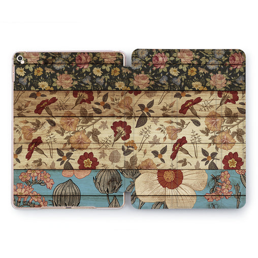 Lex Altern Flower Style Case for your Apple tablet.