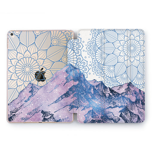 Lex Altern Boho Mountain Case for your Apple tablet.