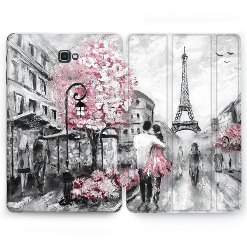 Lex Altern Paris Love Case for your Samsung Galaxy tablet.