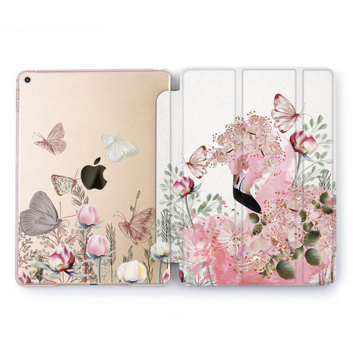 Lex Altern Field Butterfly Case for your Apple tablet.