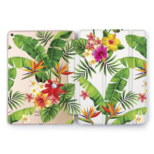 Lex Altern Flowers Fern Case for your Apple tablet.