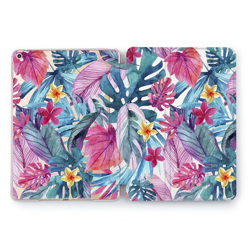 Lex Altern Tropical Heat Case for your Apple tablet.