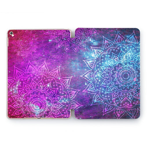 Lex Altern Bright Universe Case for your Apple tablet.