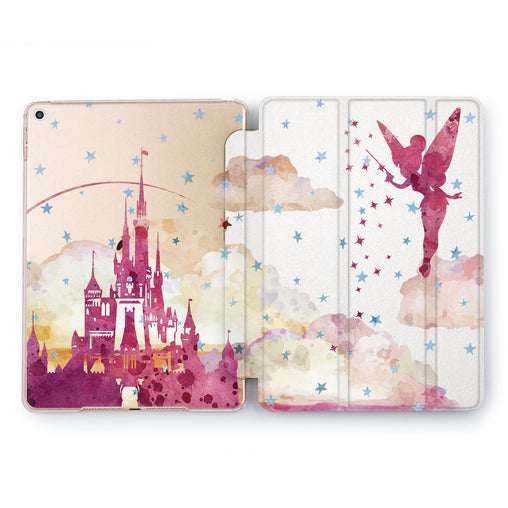 Lex Altern Red Tinker Bell iPad Case for your Apple tablet.