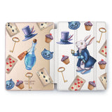 Lex Altern Apple iPad Case Alice Style