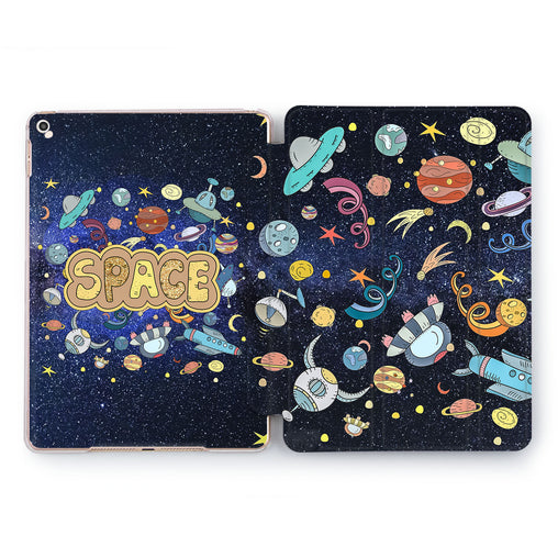 Lex Altern Bright Space Case for your Apple tablet.