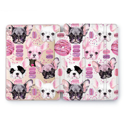 Lex Altern Donuts Doggy Case for your Apple tablet.