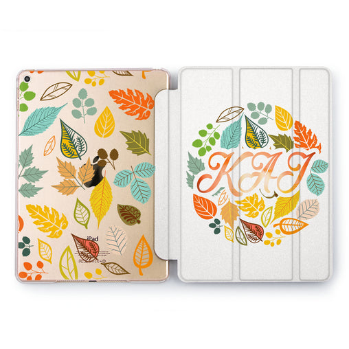 Lex Altern Autumn Fall Case for your Apple tablet.