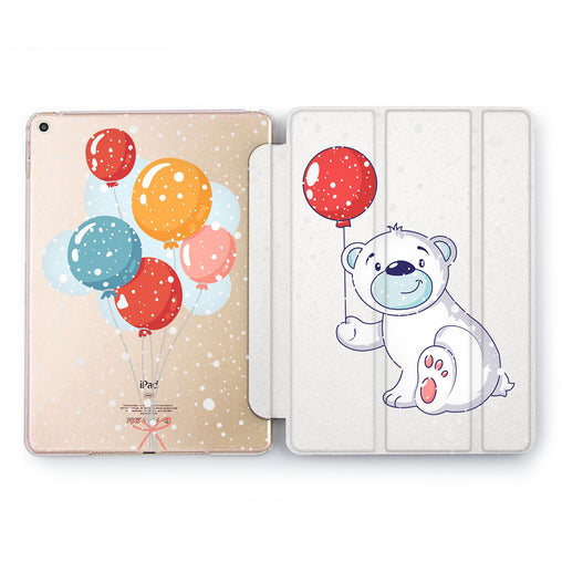 Lex Altern Bear Gift Case for your Apple tablet.