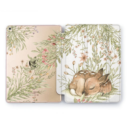 Lex Altern Cute Deer Case for your Apple tablet.