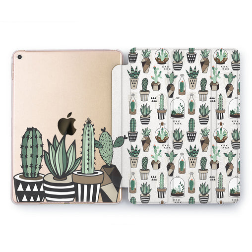Lex Altern Cute Pattern iPad Case for your Apple tablet.