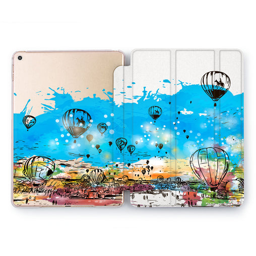 Lex Altern Around The World Case for your Apple tablet.