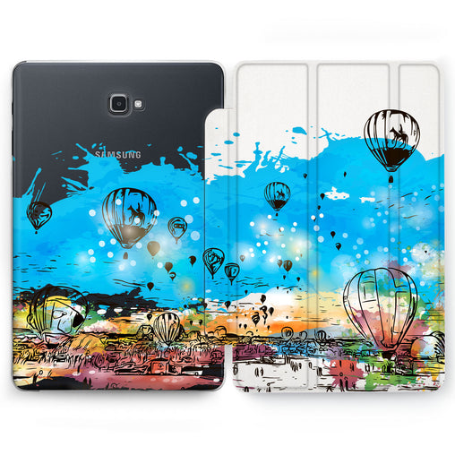 Lex Altern Around The World Case for your Samsung Galaxy tablet.