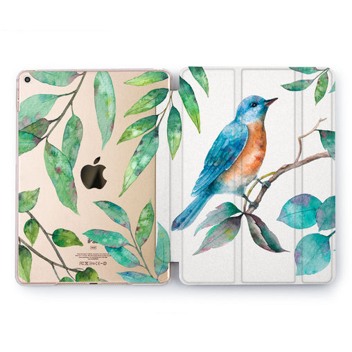 Lex Altern Bright Bird Case for your Apple tablet.