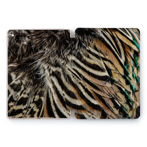 Lex Altern Bird Feather Case for your Apple tablet.
