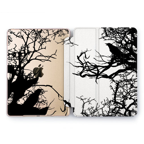 Lex Altern Black Forest Case for your Apple tablet.