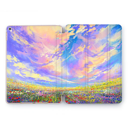 Lex Altern Bright Sky Case for your Apple tablet.
