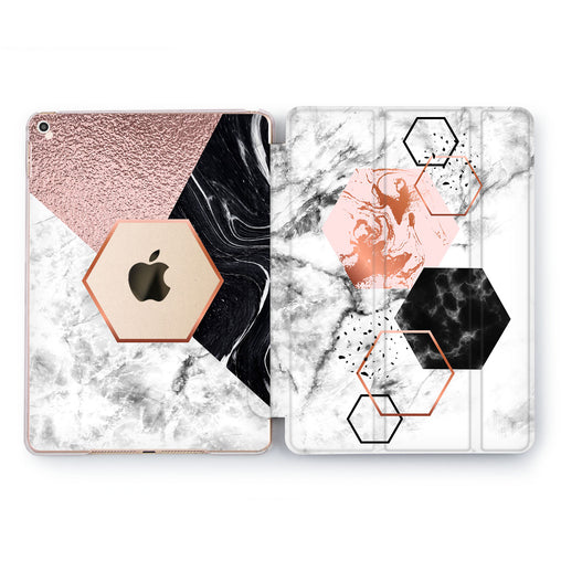 Lex Altern New Hexagon Case for your Apple tablet.