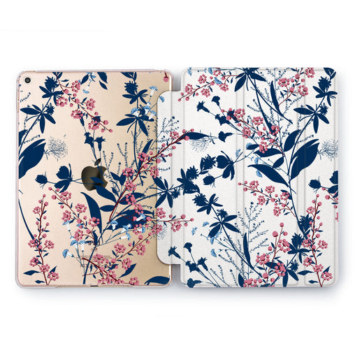 Lex Altern Floral Silhouette Case for your Apple tablet.