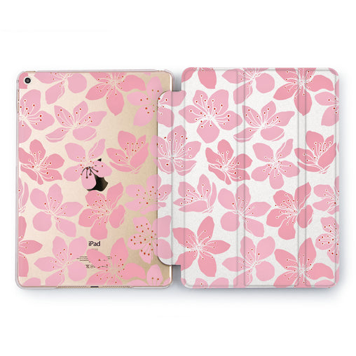 Lex Altern Cherry Blossom Case for your Apple tablet.