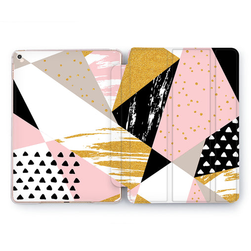 Lex Altern Abstract Painting Case for your Apple tablet.