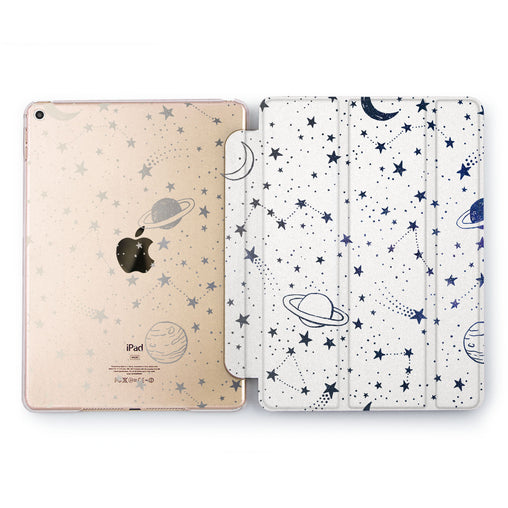 Lex Altern Drawing Space Case for your Apple tablet.