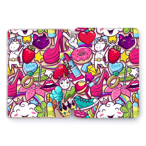 Lex Altern For Girls Case for your Apple tablet.