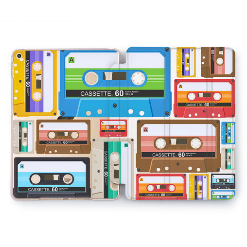 Lex Altern Cassette 60 Case for your Apple tablet.