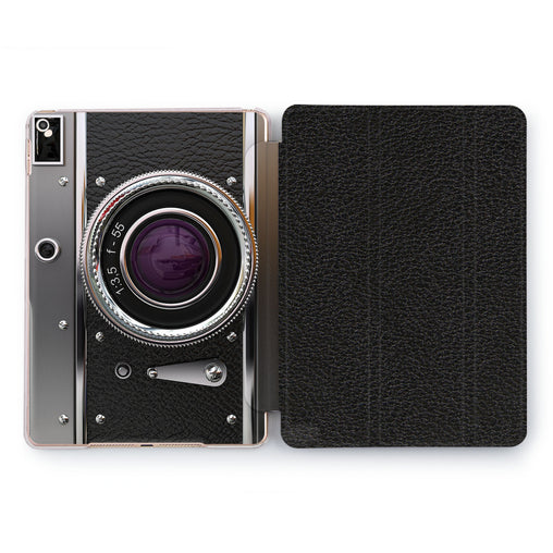 Lex Altern Film Camera Case for your Apple tablet.