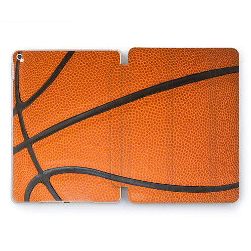 Lex Altern Basketball Ball Case for your Apple tablet.
