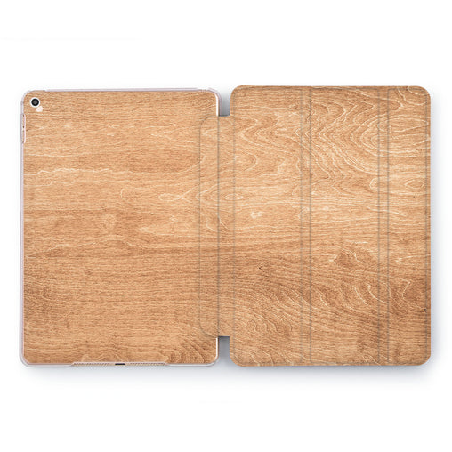 Lex Altern Clear Plank Case for your Apple tablet.