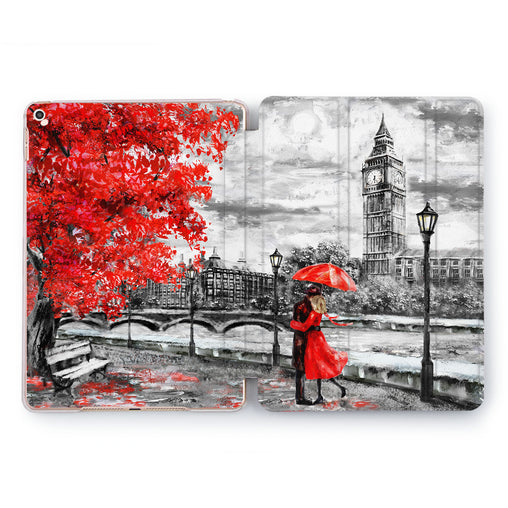 Lex Altern Autumn London Case for your Apple tablet.