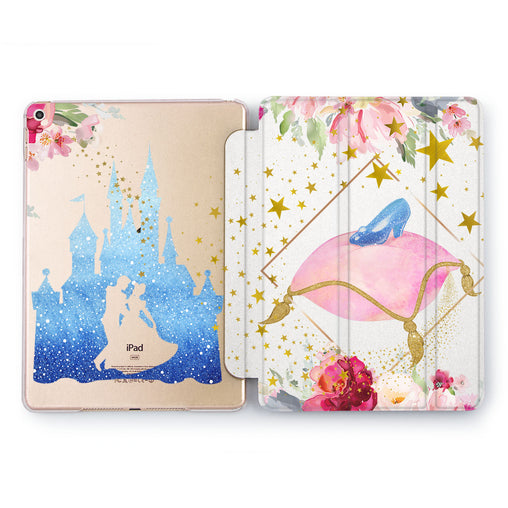 Lex Altern Cinderella iPad Case for your Apple tablet.