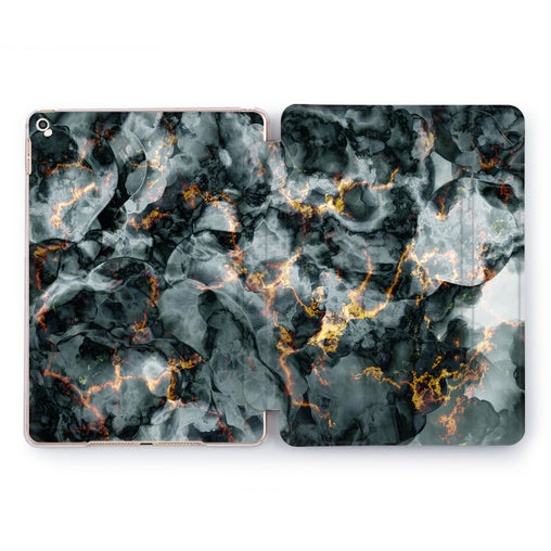 Lex Altern Glass Lava Case for your Apple tablet.